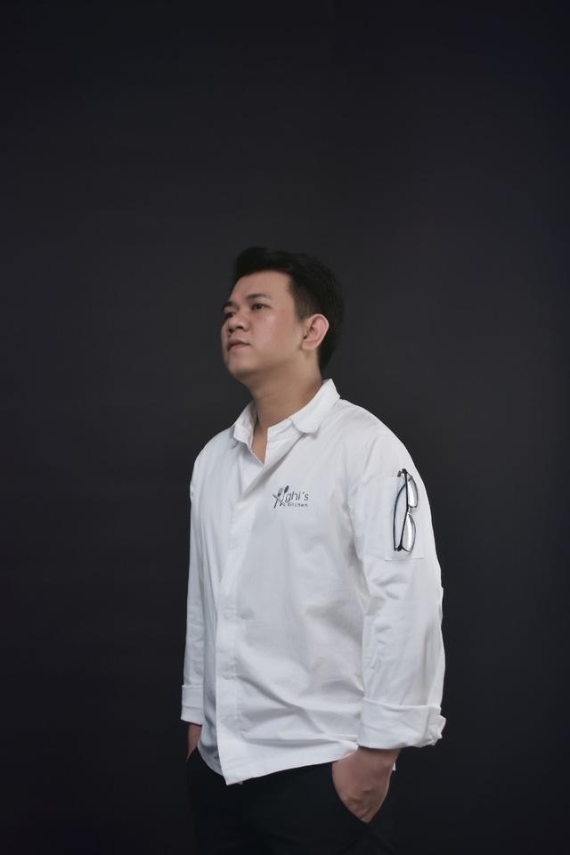 Ảnh : Top 5 đầu bếp trẻ nổi tiếng của Việt Nam - Đầu bếp quốc dân : Nguyễn Quốc Nghị