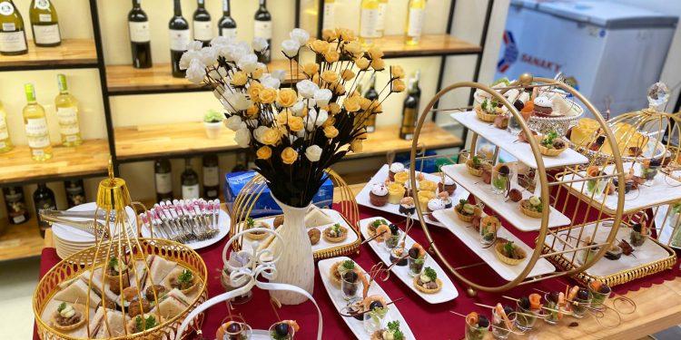 Đặt tiệc finger food ở Đà Nẵng