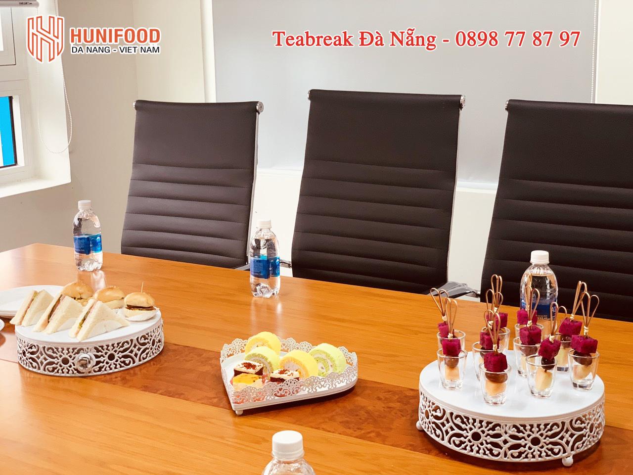Teabreak Đà Nẵng trong buổi họp
