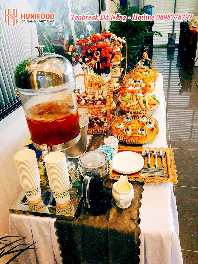 Tiệc Trà Bánh Đà Nẵng tại Dự án Shantira Beach Resort & Spa