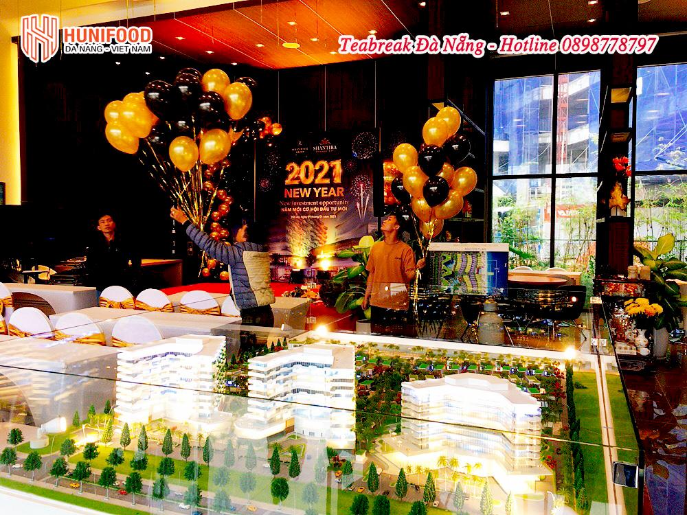 Tiệc Trà Đà Nẵng tại Dự án Shantira Beach Resort & Spa