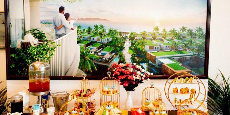 Tiệc Teabreak Đà Nẵng tại Dự án Shantira Beach Resort & Spa