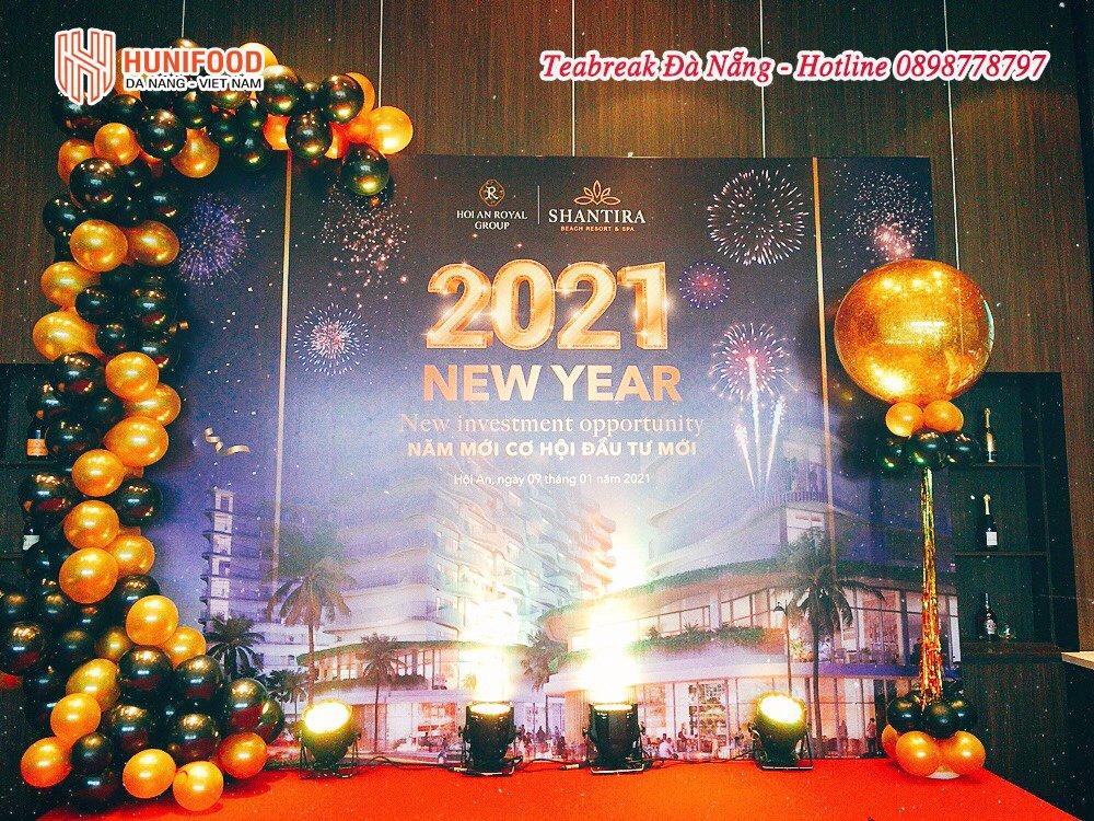 Tiệc Trà Đà Nẵng tại Shantira Beach Resort & Spa